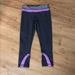 Lululemon Leggings Cropped 6